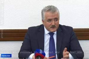 Брифинг по вопросам координации деятельности органов исполнительной власти КБР в сфере профилактики терроризма
