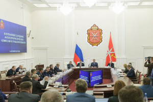 Алексей Дюмин провел заседание антитеррористической комиссии