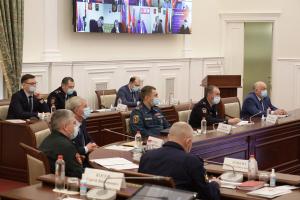 Заседание антитеррористической комиссии проведено в Тульской области