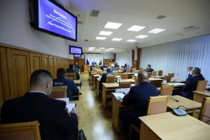 В Томске проведено совместное заседание антитеррористической комиссии и оперативного штаба