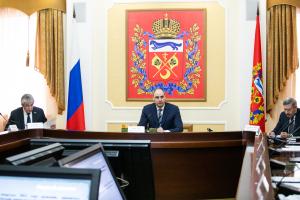 Заседание антитеррорестической комиссии проведено в Оренбургской области