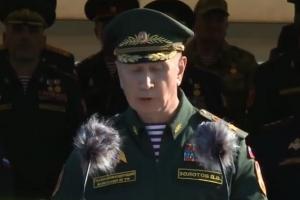 В Ханкале отметили 20-летие объединенной группировки войск на Северном Кавказе