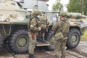 Оперативным штабом в Красноярском крае проведено командно-штабное учение «Арсенал-2020»