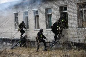 В Приморском районе Архангельской области   проведено антитеррористическое учение