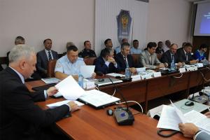 Совместное заседание антитеррористической комиссии Республики Башкортостан и оперативного штаба в Республике Башкортостан