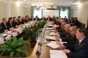 Глава Мордовии Владимир Волков провел выездное совместное заседание Антитеррористической комиссии и Оперативного штаба