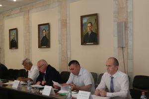 Заседание Экспертного совета по выработке информационной политики в сфере профилактики терроризма и экстремизма