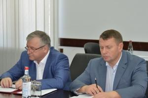Совместное заседание Антитеррористической комиссии и Оперативного штаба в РСО-Алания