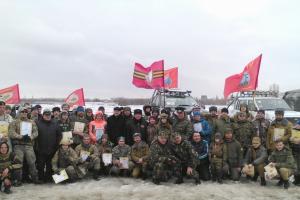 23 февраля в День защитника Отечества в Саратове впервые состоялся Фестиваль патриотизма