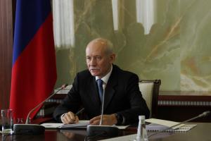 Заседание антитеррористической комиссии в Республике Башкортостан