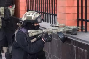 В Назрани в ходе КТО нейтрализованы двое бандитов,  обнаружен тайник с оружием и боеприпасами