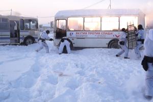 Оперативным штабом в Республике Саха (Якутия) проведены Антитеррористические учения
