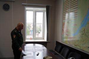 Оперативным штабом в Республике Бурятия проведено командно-штабное учение