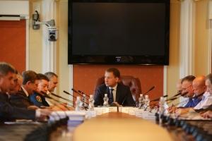 Недочеты, найденные на объектах ТЭК, обсудили на заседании антитеррористической комиссии в Амурской области
