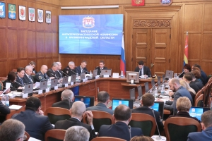 В региональном правительстве обсудили вопросы совершенствования антитеррористической защищенности