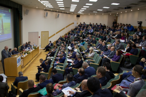 В Москве состоялась III Всероссийская научно-практическая конференция «Противодействие идеологии терроризма и экстремизма в образовательной сфере и молодежной среде»