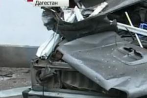 В Дагестане совершён подрыв СВУ вблизи РОВД