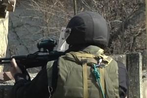 В Сунженском районе Чечни нейтрализован бандит, обстрелявший полицейских