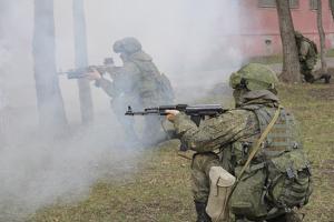 В Амурском объединении ВВО отрабатываются способы борьбы с террористами на опыте современных вооруженных конфликтов