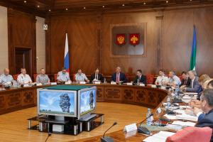 Заседание Антитеррористической комиссии  состоялось в Республике Коми