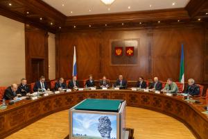 В Коми проведено заключительное в этом году заседание республиканской Антитеррористической комиссии