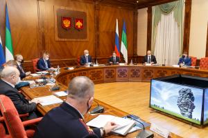 Состоялось заседание антитеррористической комиссии в Республике Коми
