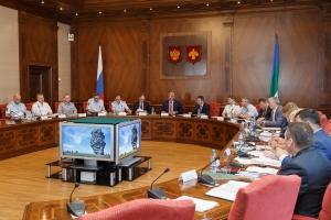 Прошло заседание Антитеррористической комиссии  в Республике Коми