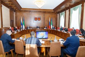 В Республике Коми состоялось совместное заседание антитеррористической комиссии и оперативного штаба