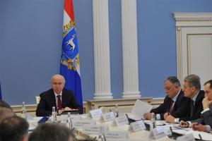В Самарской области прошло заседание антитеррористической комиссии