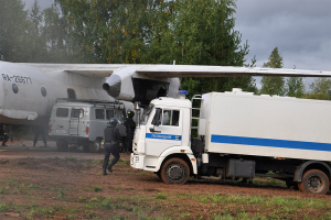 Тактико-специальное антитеррористическое учение «НАБАТ 2016»  в Кировской области