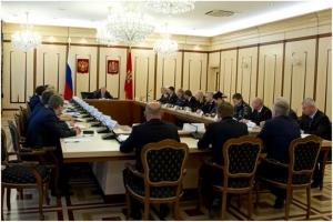 Виктор Толоконский провел заседание антитеррористической комиссии Красноярского края