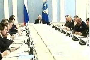 Состоялось совместное заседание антитеррористической комиссии Самарской области и оперативного штаба в Самарской области