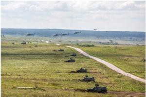 Российские военные на учениях Шанхайской организации сотрудничества (ШОС) «Мирная миссия – 2018» продемонстрировали своим коллегам применение разведывательно-ударного огневого контура  и  элементы боевого опыта