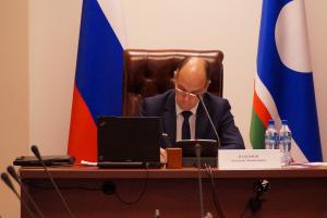 Состоялось совместное заседание антитеррористической комиссии и оперативного штаба в Республике Саха (Якутия)