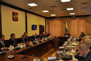 В Ставропольском крае прошло заседание  Национального антитеррористического комитета