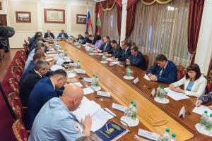 В Калужской области ведется работа по обеспечению безопасности на объектах транспортной инфраструктуры и профилактике преступлений, связанных с незаконным оборотом оружия