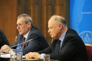 В Пресс-центре МИД России прошла пресс-конференция Национального антитеррористического комитета