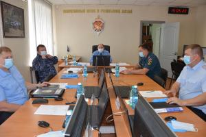 В Республике Алтай состоялось плановое командно-штабное учение спецслужб