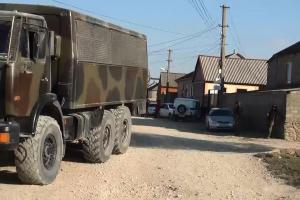 В Республике Дагестан по факту посягательства на жизнь сотрудников правоохранительных органов возбуждено уголовное дело