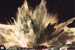 Как не стать жертвой взрыва бомбы