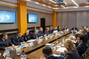 Совместное заседание Антитеррористической комиссии и оперативного штаба в Республике Коми состоялось