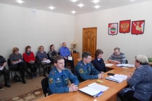 Командно-штабное учение «Никольск-Гроза-2017»
