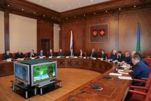 Сергей Гапликов призвал объединить усилия в борьбе с негативной информационной средой