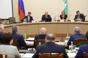 Состоялось  совместное заседание Антитеррористической комиссии и Оперативного штаба в Кабардино-Балкарской Республике