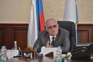 Прошло заседание Антитеррористической комиссии Республики Алтай