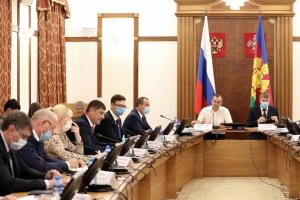 В Краснодаре  прошло совместное заседание Антитеррористической комиссии  и Оперативного штаба в Краснодарском крае