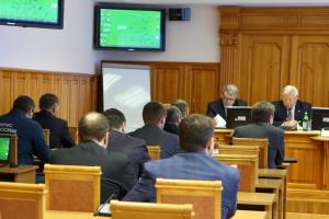 24 марта 2016 г. состоялось очередное заседание Антитеррористической комиссии Томской области
