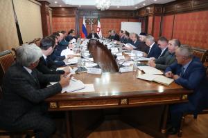 Прошло плановое заседание Антитеррористической комиссии в Республике Ингушетия