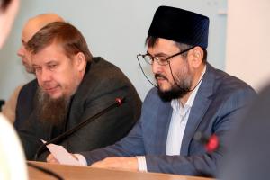 В Сарапуле обсудили деятельность антитеррористических комиссий регионов Приволжского Федерального округа