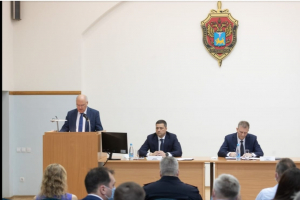 В Псковской области состоялось межведомственное совещание по вопросам организации информирования населения о мерах по противодействию терроризму